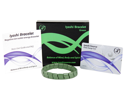 Iyashi Scalar Bracelet Package, Scalar Bracelets,best scalar energy products