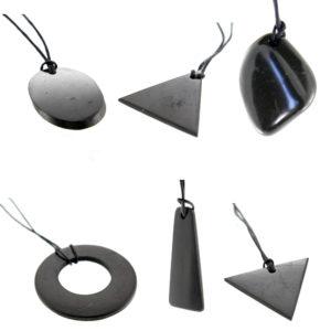 Shieldite Pendant